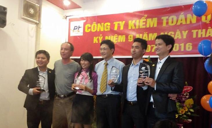 Kỷ niệm 9 năm thành lập PNT