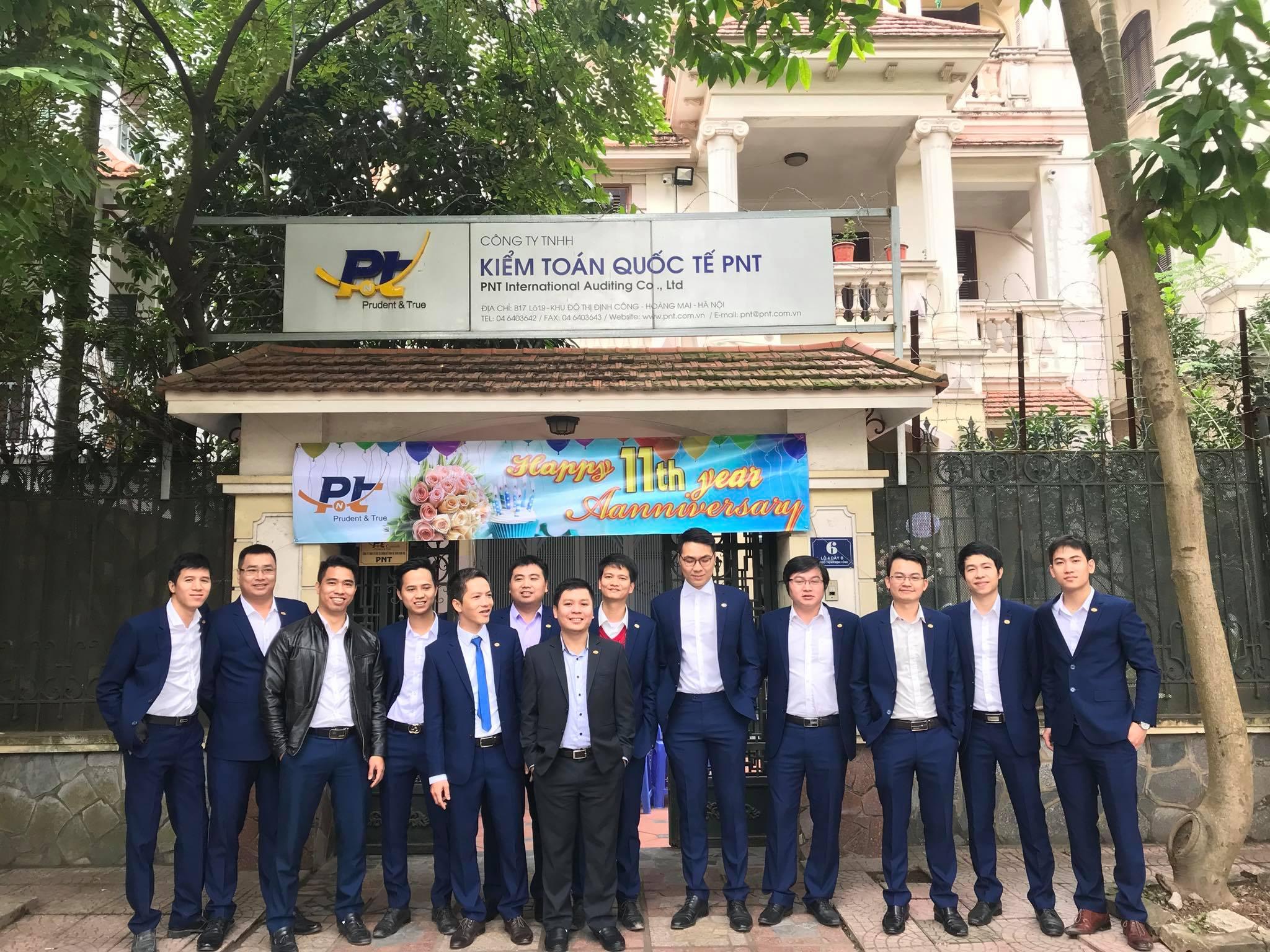 Kỷ niệm 11 năm thành lập PNT