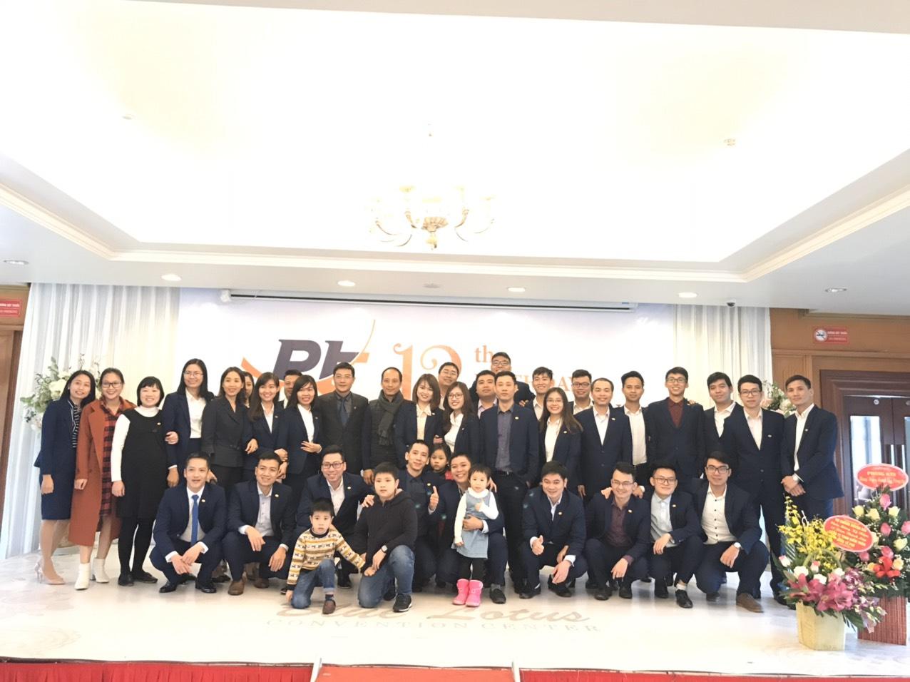 Kỷ niệm 12 năm thành lập PNT