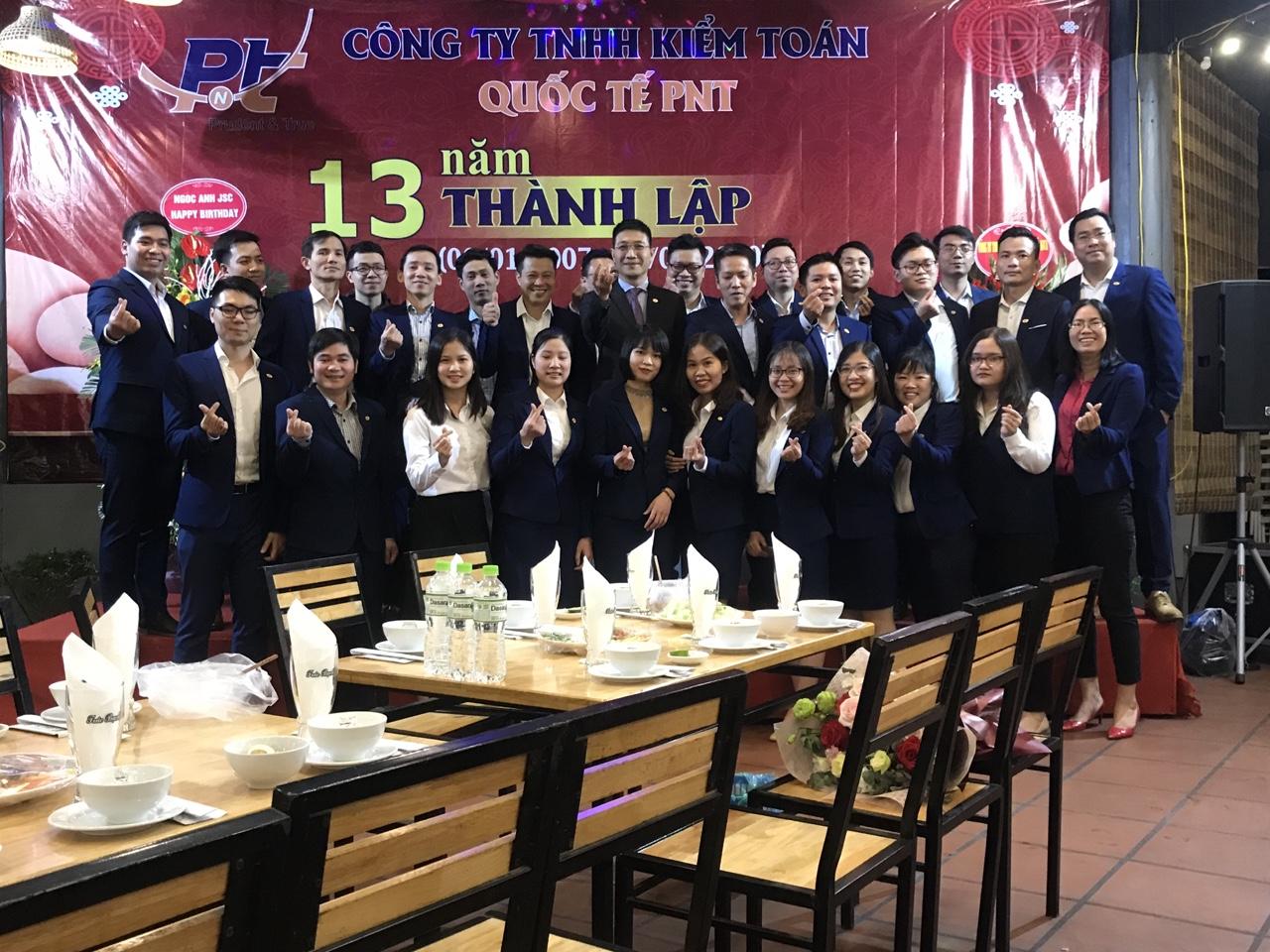 Kỷ niệm 13 năm thành lập PNT